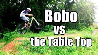 Bobo Vs The Table Top