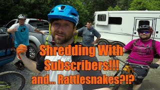 Shredding With Subscribers and......