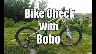 Bike Check With Bobo