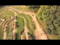 Southampton Bike Park Aerial edit September 2014