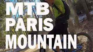 Biking With Bobo, Downhill MTB Paris Mountain...