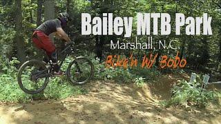 Downhill Bailey Mountain Bike Park  (Vlog#7)