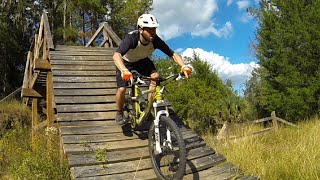 Mountain Biking Santos Ocala, FL The Vortex