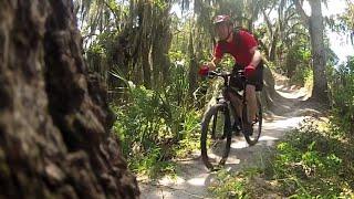 MTB Carter Park Lakeland Florida Loyce Harpe