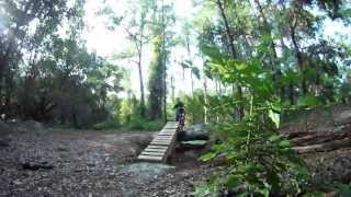 Graham Swamp MTB Go Pro 2011