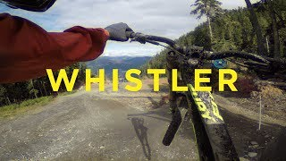 Whistler Closing Weekend 2017 (New Trails!)