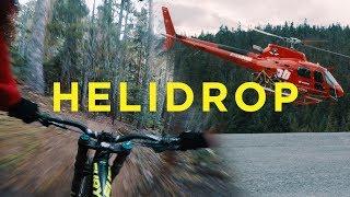 Whistler Heli Biking with Pro Freeriders and...