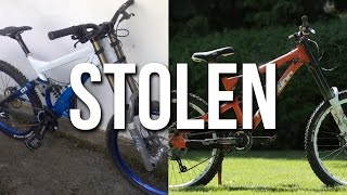 5 Of My Mountain Bikes Were Stolen