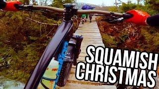 Christmas Bike Trail Trio In Squamish -...