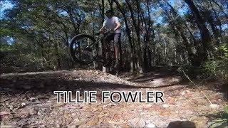 Mountain Biking at Tillie Fowler