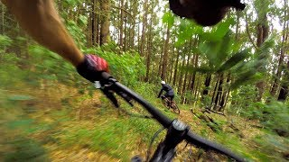 OFF MAP AND STRAIGHT DOWN | Mountain Biking...