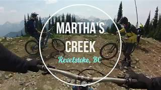 Martha Creek Mountain Biking - Revelstoke,...