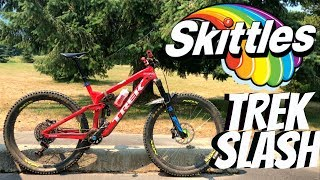 2017 Trek Slash Bike Check (Evan Fry's...