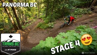 Mind Blown! Panorama, BC Mountain Biking is...