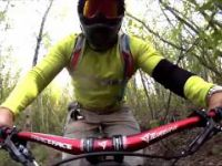 GoPro: Alain Mountain Biking in Pot Luck and...