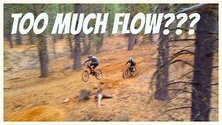 CRAZY FLOW!! Lower Whoops Trail / Bend, Oregon