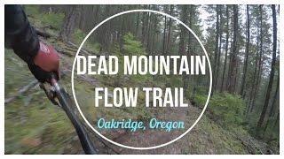 Dead Mountain Flow Trail / Oakridge, Oregon...