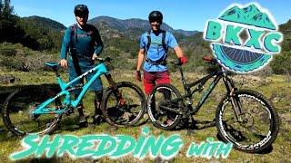 Rugged Mountain Biking w/ Brian Kennedy of BKXC
