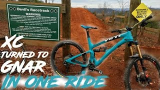 Mountain Biking Baker Creek Preserve +...