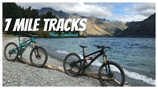 Mountain Biking 7 Mile Tracks / Queenstown,...