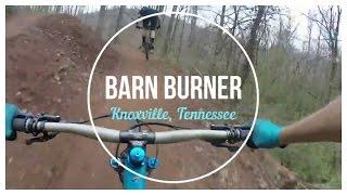 Mountain Biking Barn Burner Trail with Jake...