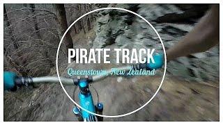Mountain Biking a Steep Local Track in...