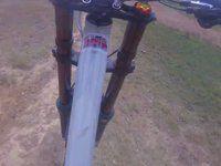 "Zapotecas USA Bikes Park pista ""La Azul"""