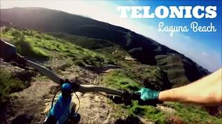 TELONICS TRAIL - Laguna Beach Mountain Biking...