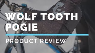 Winter Fatbike Riding - WolfTooth Pogie...