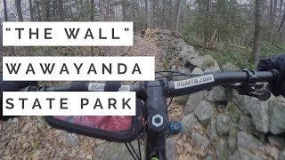 We finally ride 'The Wall' | MTB in NJ | Where...