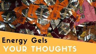 vlog ep 7 - Do you like energy gels? | Sports...