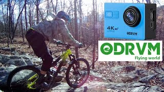 ODRVM Action Camera Product Review - Low cost...