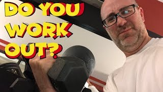 vlog ep 3 - Do you folks work? - MTB Fitness...