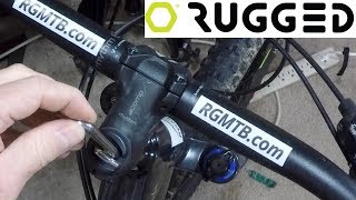Rugged Components Mountain Bike Multi-Tool -...