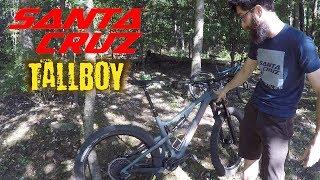 Santa Cruz Tallboy MTB - Geoff from Santa Cruz...