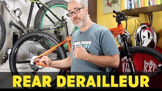 How to adjust your rear derailleur on a ...