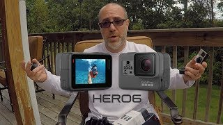 Should I buy a GoPro Hero 6 | The GoPro Hero 4...
