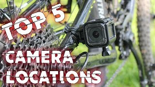 Top 5 ways to mount your action camera on your mtb