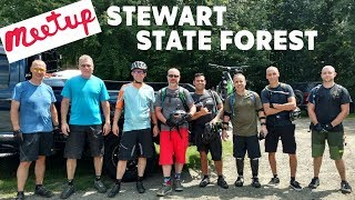 Stewart State Forest MTB MeetUp Ride