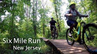 Six Mile Run NJ | MTB in NJ | Where to...