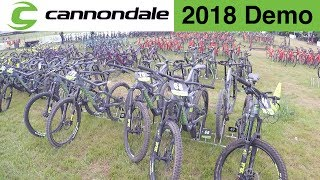 Cannondale 2018 Mountain Bikes Quick Peek |...