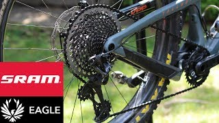 SRAM Eagle | Learn all about the SRAM Eagle 12...
