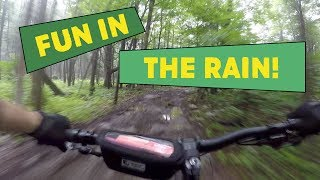 New Jersey Wawayanda Wet and Muddy MTB Ride |...