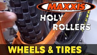 Best MTB Street Tire | Maxxis Holy Roller...