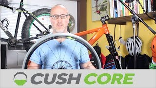CushCore MTB Tire Insert Install | Protect...