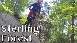 MTB in NY State | Sterling Forest State Park...
