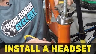 How to install a headset | Part 1 How to build...