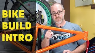 How to build a mtb | Intro Video | DIY your...