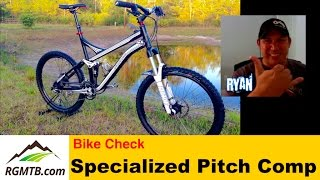Bike Check -  Specialized Pitch Comp MTB