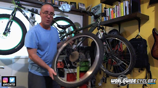 How to build a mountain bike - The Breakdown...
